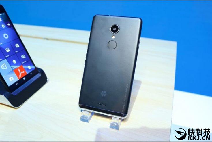 Питание HP Elite x3 обеспечивает аккумулятор емкостью 4150 мА∙ч
