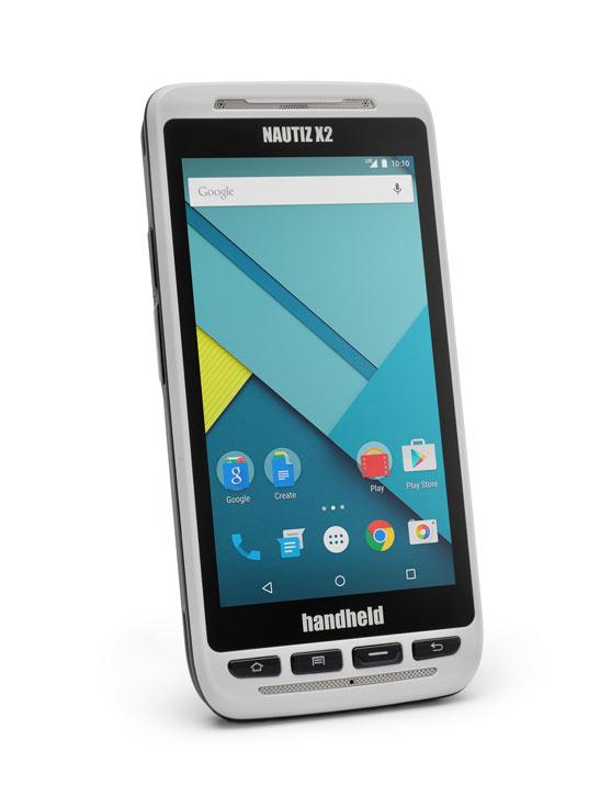 По словам производителя, Nautiz X2 — наиболее компактное и удобное устройство в своей категории