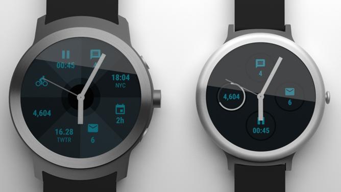 Появилось первое изображение умных часов Google