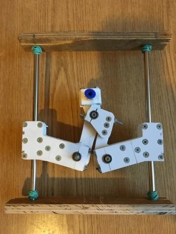 DeltaXY механика для 3д принтера - 2