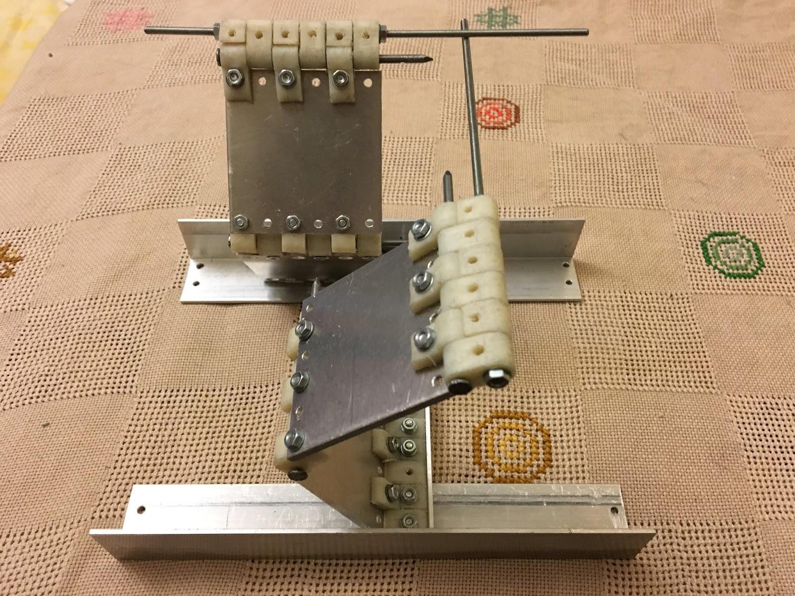 DeltaXY механика для 3д принтера - 4