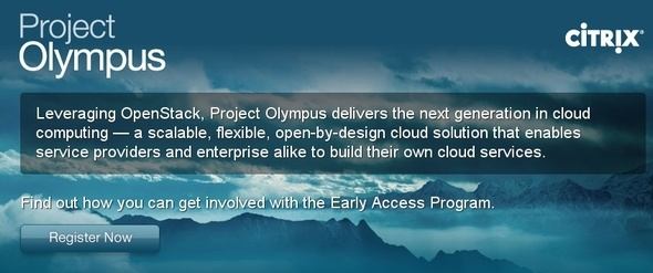 История Citrix и OpenStack - 2