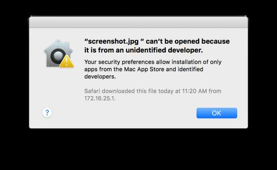 Вредоносное ПО OSX-Keydnap используется для кражи учетных данных на Apple OS X - 4