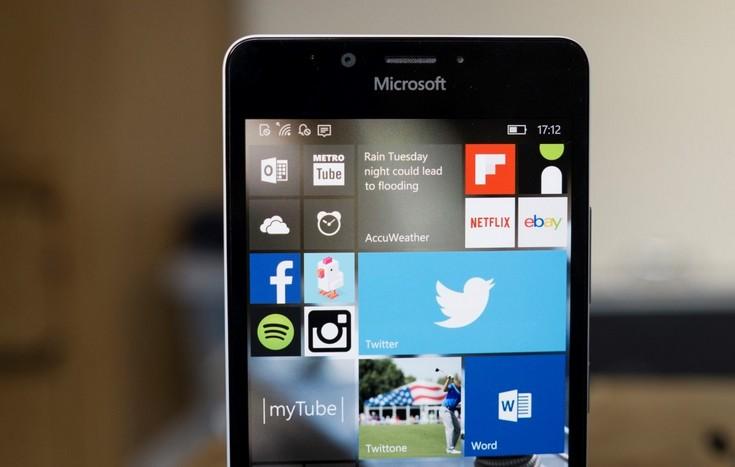 Мобильная версия Edge не получит расширений