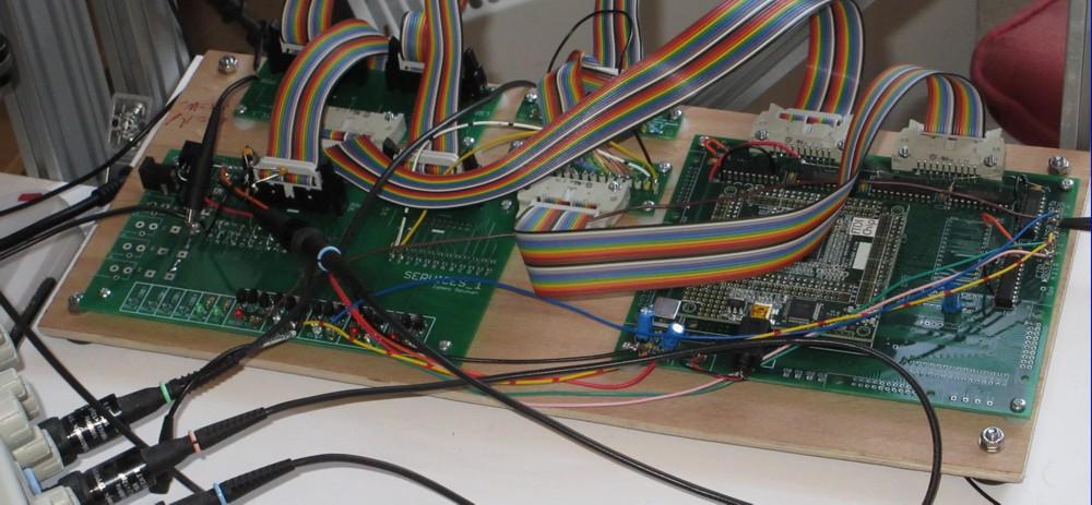 Британский инженер построил 500-килограммовый процессор из дискретных элементов. Этапы работы и интервью с создателем - 12