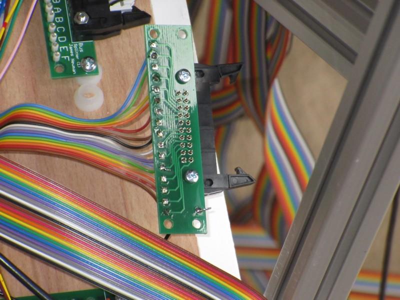Британский инженер построил 500-килограммовый процессор из дискретных элементов. Этапы работы и интервью с создателем - 23