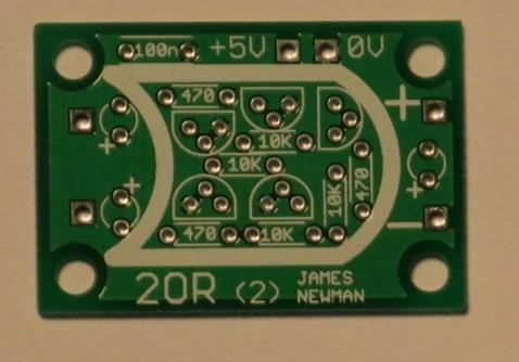 Британский инженер построил 500-килограммовый процессор из дискретных элементов. Этапы работы и интервью с создателем - 9