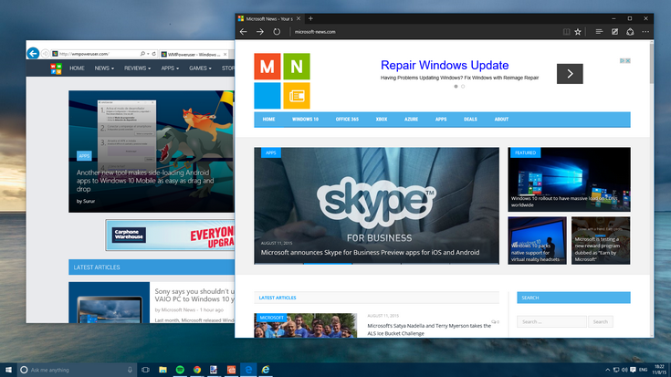 Microsoft Edge является лучшим браузером для просмотра видео с Netflix