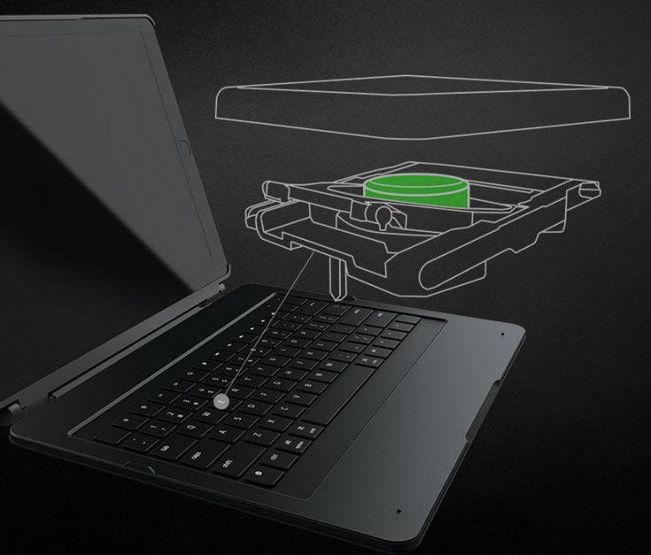 Производитель называет Razer Ultra-Low-Profile Mechanical Switch первыми сверхтонкими механическими переключателями