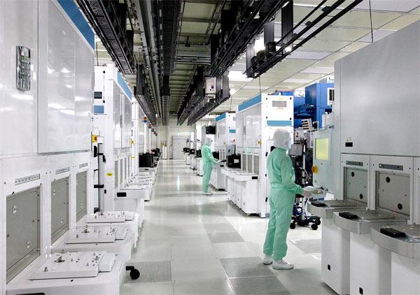 Особенностью фабрики New Fab 2 является полная интеграция всех этапов