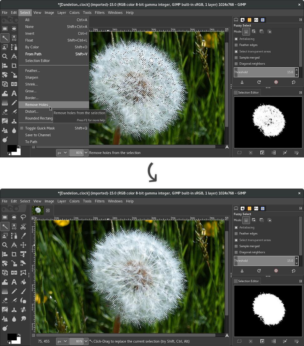 Вышел GIMP 2.9.4 - 6
