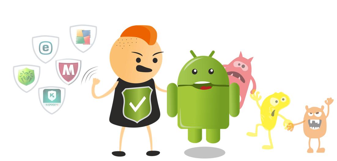 Картинка мобильные вирусы
