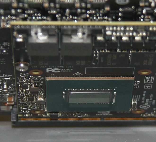 Все старшие мобильные видеокарты Nvidia Pascal будут почти полными копиями настольных моделей