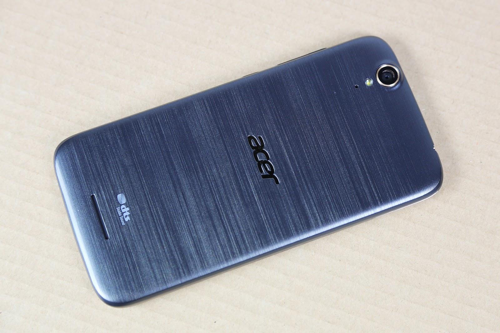 Обзор Acer Liquid Z630S: технологичный долгожитель - 2