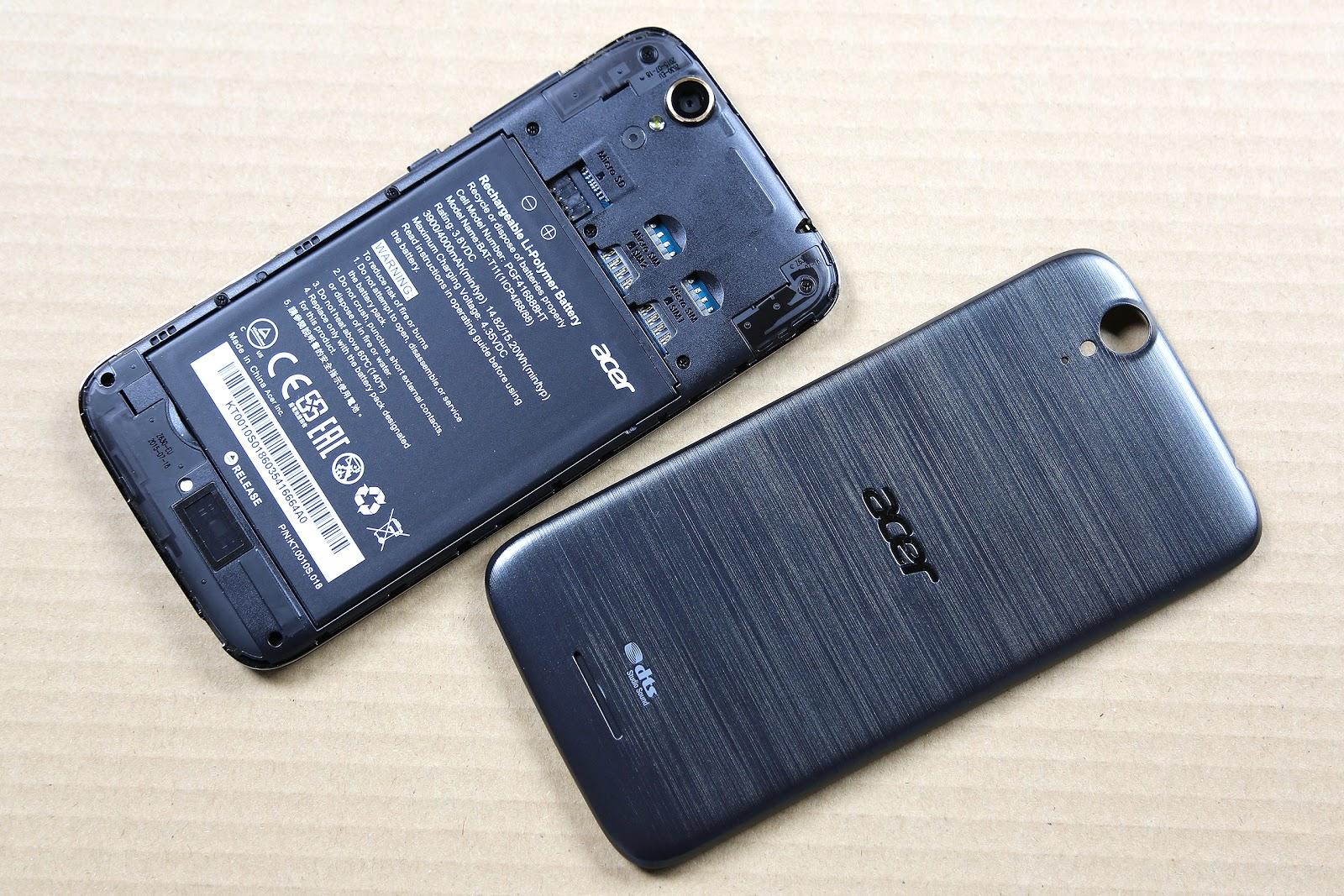Обзор Acer Liquid Z630S: технологичный долгожитель - 5