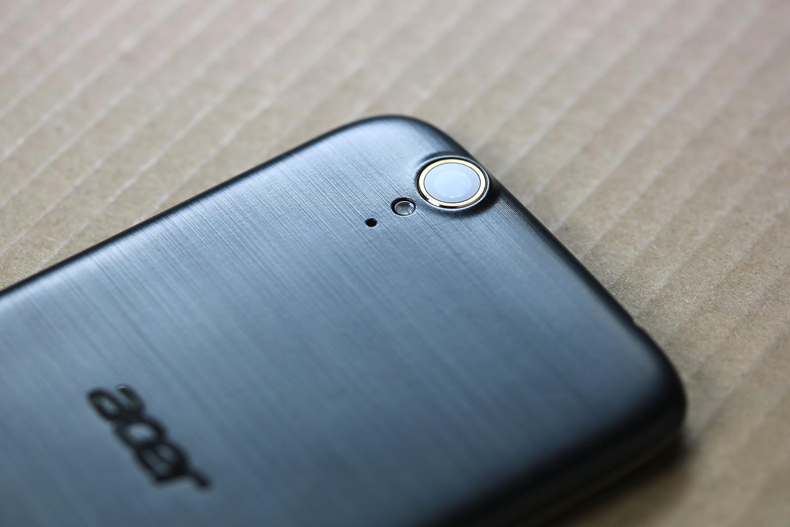 Обзор Acer Liquid Z630S: технологичный долгожитель - 1