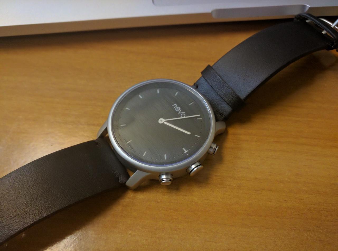Nevo — смарт-часы для тех, кому не нужны смарт-часы? - 1