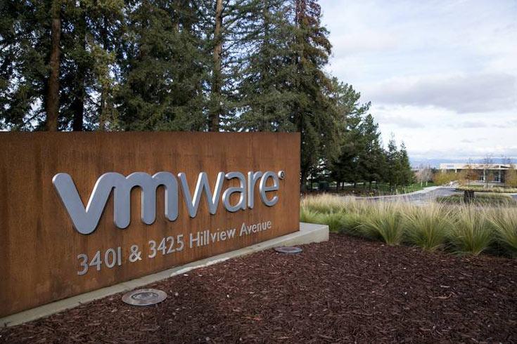 Выручка VMware за отчетный период составила 1,69 млрд долларов