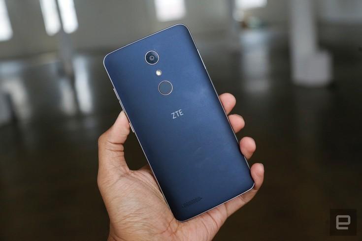 ZTE Zmax Pro удивляет ценой
