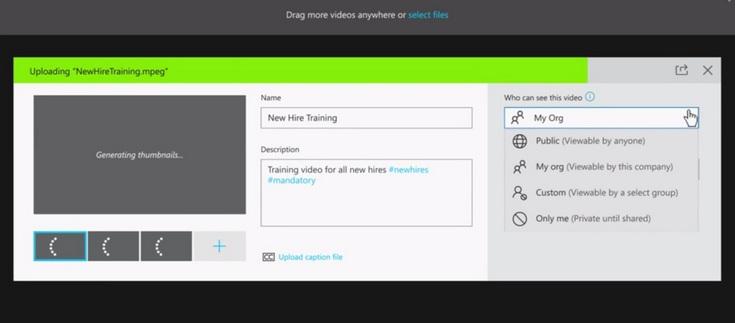 Microsoft представила видео-сервис Stream