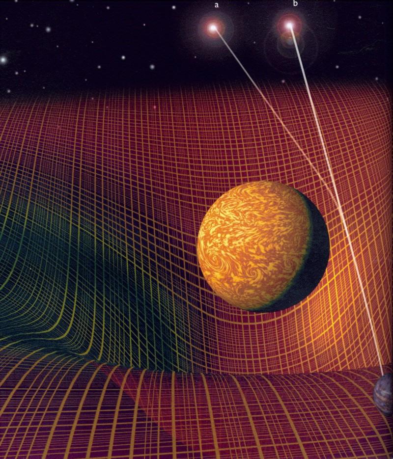 Спросите Итана №74: гравитационные волны - 1