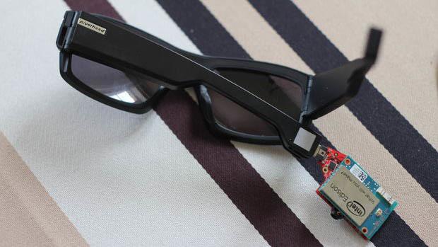 Компьютерное зрение для слепых людей. Применение Intel Edison - 2