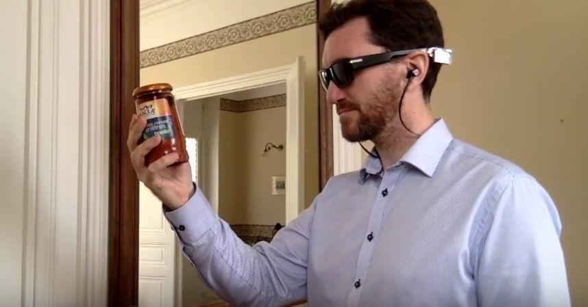 Компьютерное зрение для слепых людей. Применение Intel Edison - 1