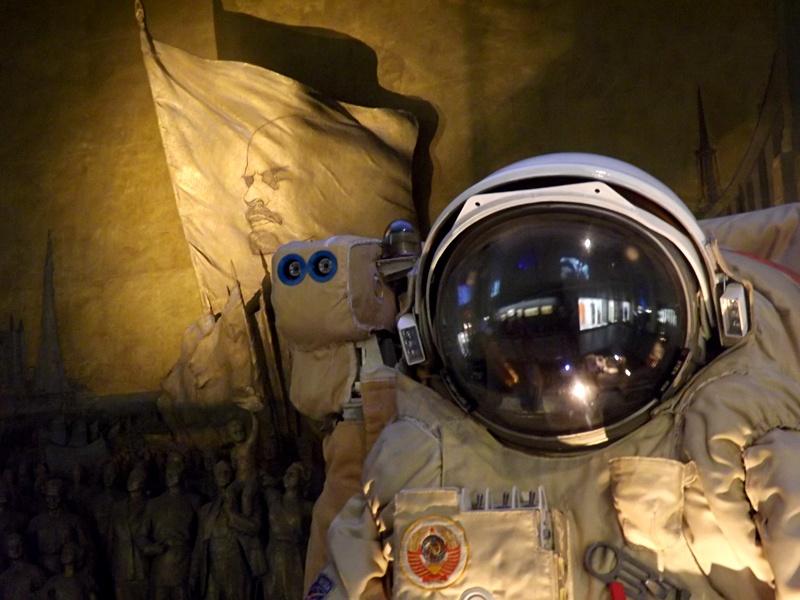 Космические выставки Москвы - 17