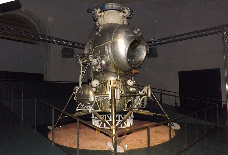 Космические выставки Москвы - 32