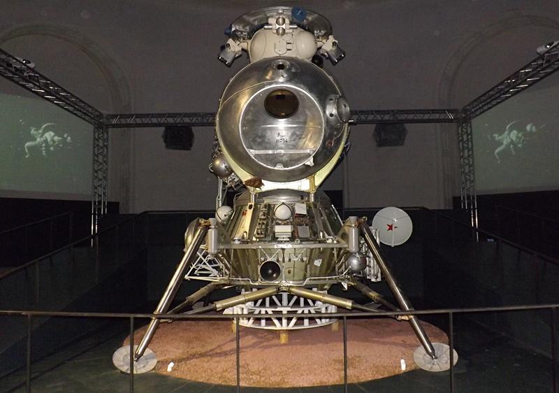 Космические выставки Москвы - 33