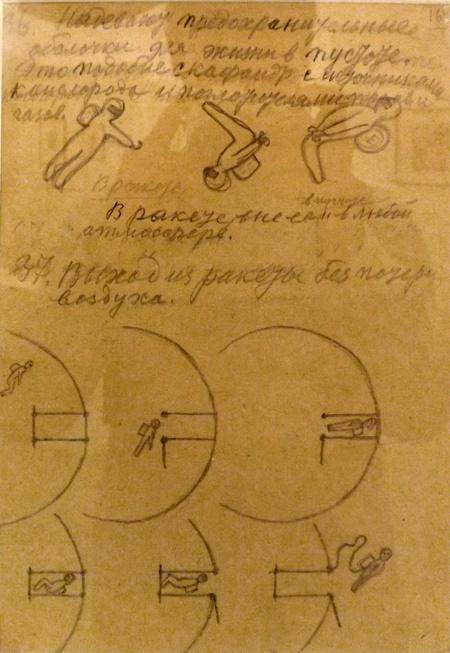 Космические выставки Москвы - 37