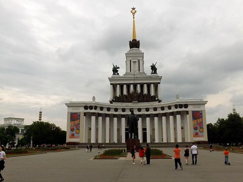 Космические выставки Москвы - 9