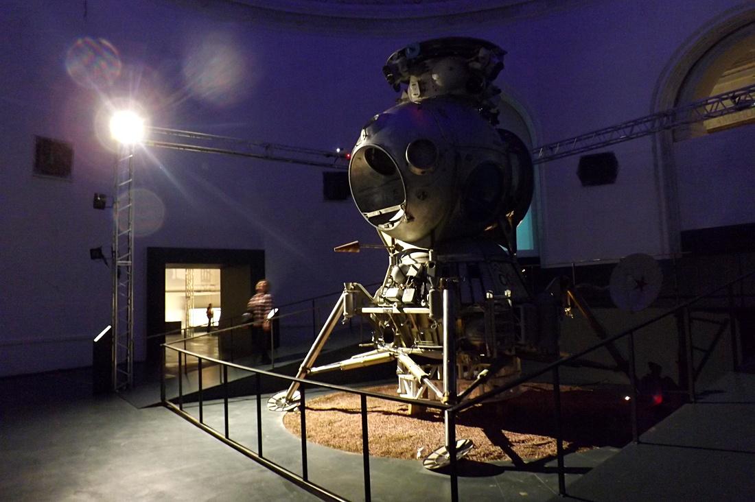 Космические выставки Москвы - 1