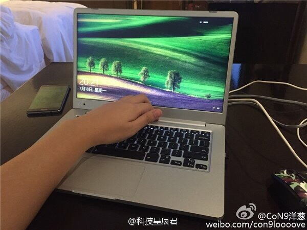 Возможные характеристики возможного ноутбука Xiaomi Mi Book Pro
