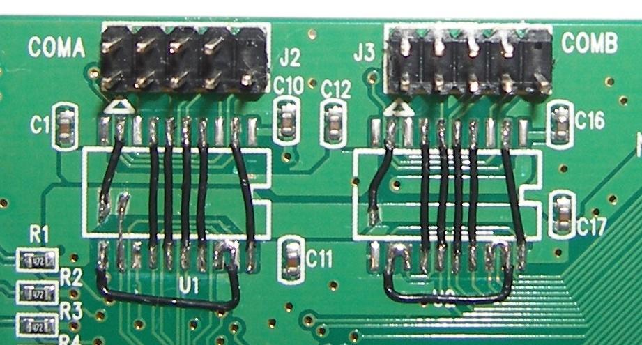 Адаптеры сопряжения RS-422 с поддержкой скоростей до 1Мбод для системной шины PCI - 18