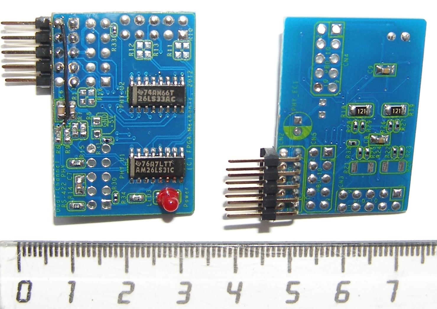 Адаптеры сопряжения RS-422 с поддержкой скоростей до 1Мбод для системной шины PCI - 21