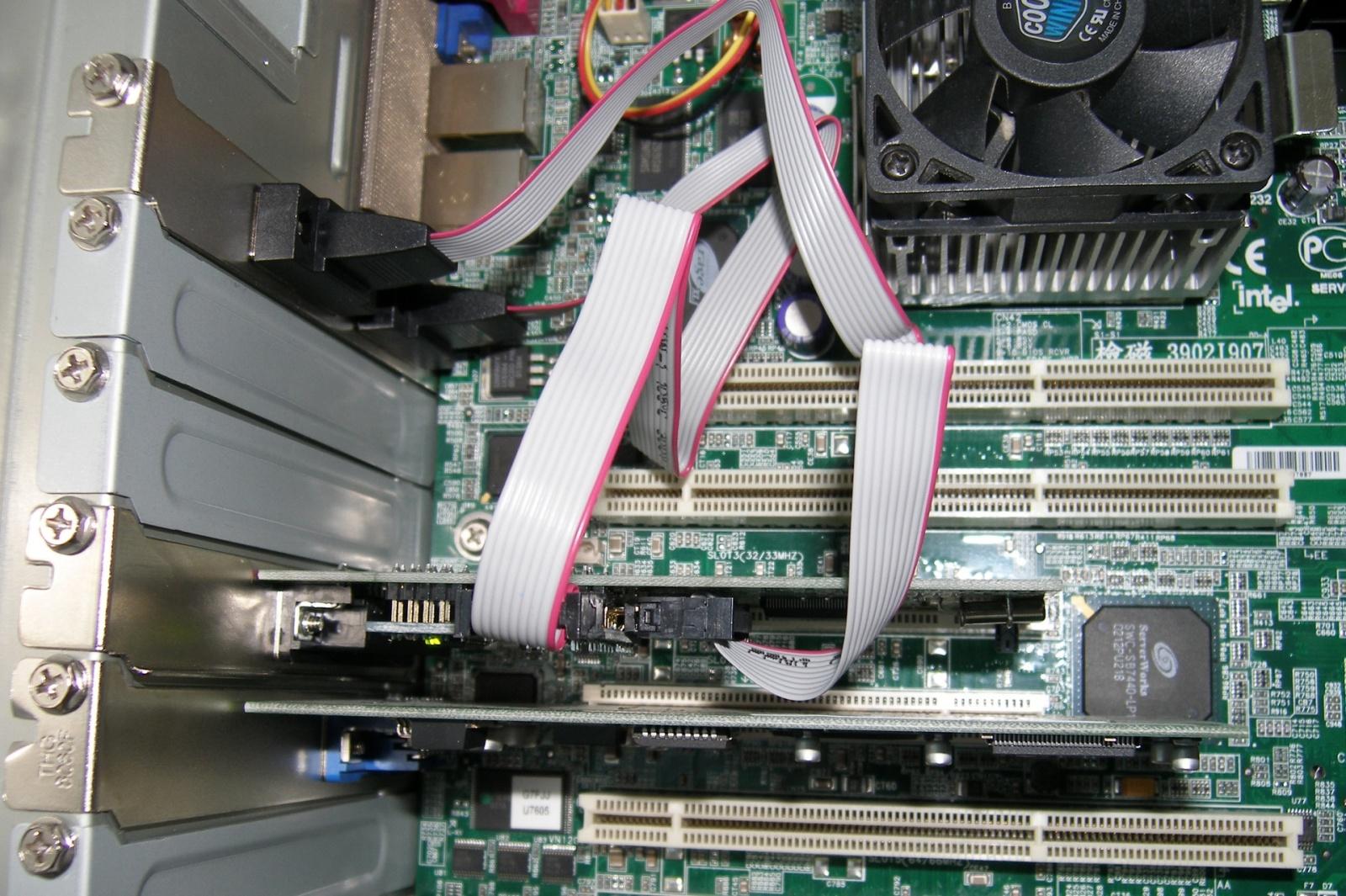 Адаптеры сопряжения RS-422 с поддержкой скоростей до 1Мбод для системной шины PCI - 25