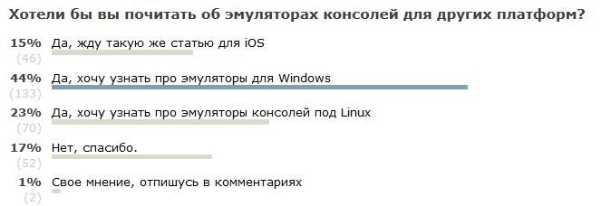 Лучшие эмуляторы игровых консолей для Windows - 2