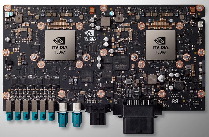 Новая SoC Tegra получит шесть процессорных ядер