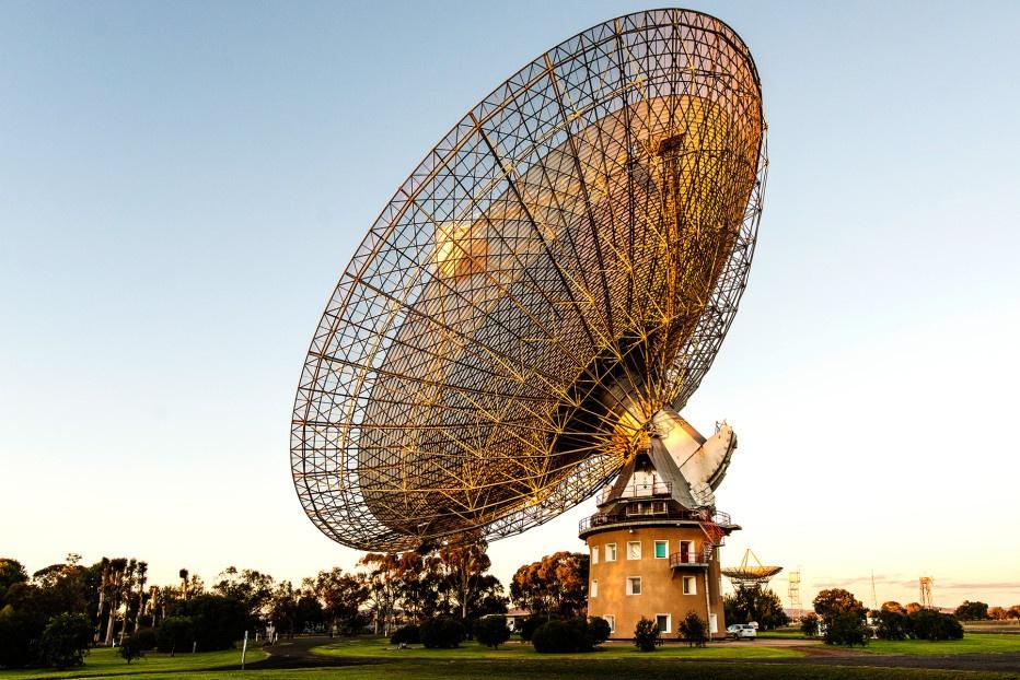 Обзор новых больших телескопов - 20