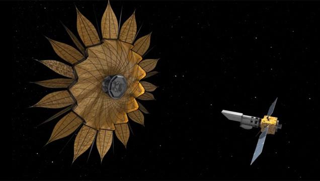 Обзор новых больших телескопов - 30