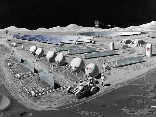 Обзор новых больших телескопов - 31