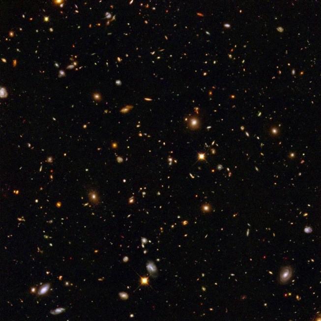 Спросите Итана №76: очень ранняя Вселенная - 1
