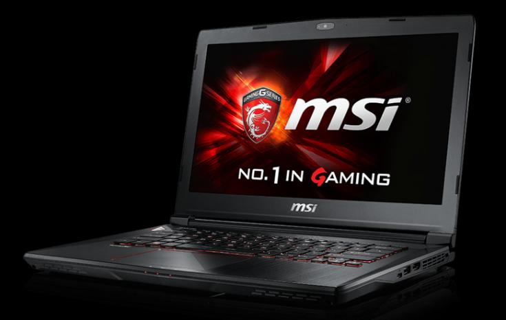 Игровой ноутбук MSI GS40 Phantom