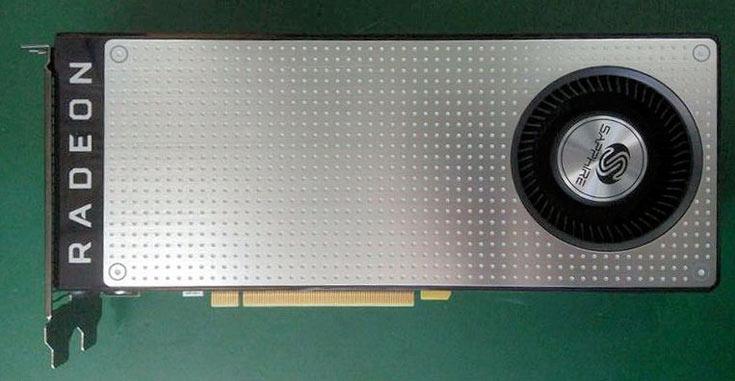 Появились изображения 3D-карт Sapphire Radeon RX 470 и RX 460