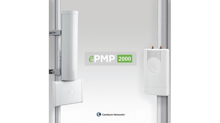 Cambium ePMP 2000. Решение проблемы интерференции на базовых станциях - 1