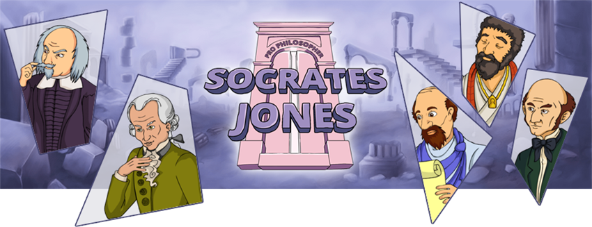 Механика игр-дебатов на примере Socrates Jones: Pro Philosopher - 1