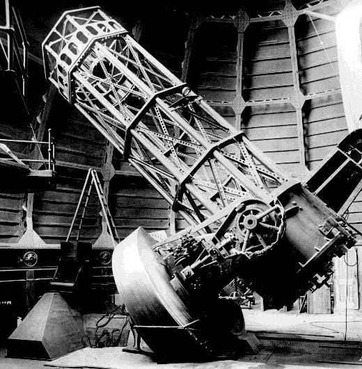 Телескопы 100 лет назад - 1