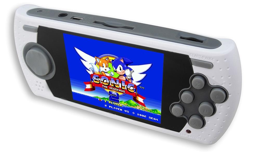 Sega выпускает две новые версии своей ретро-консоли Mega Drive - 2